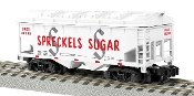 White S Gauge Spreckels Sugar Hopper Car